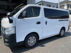 【江戸川店】NV350 DX 快適化 3